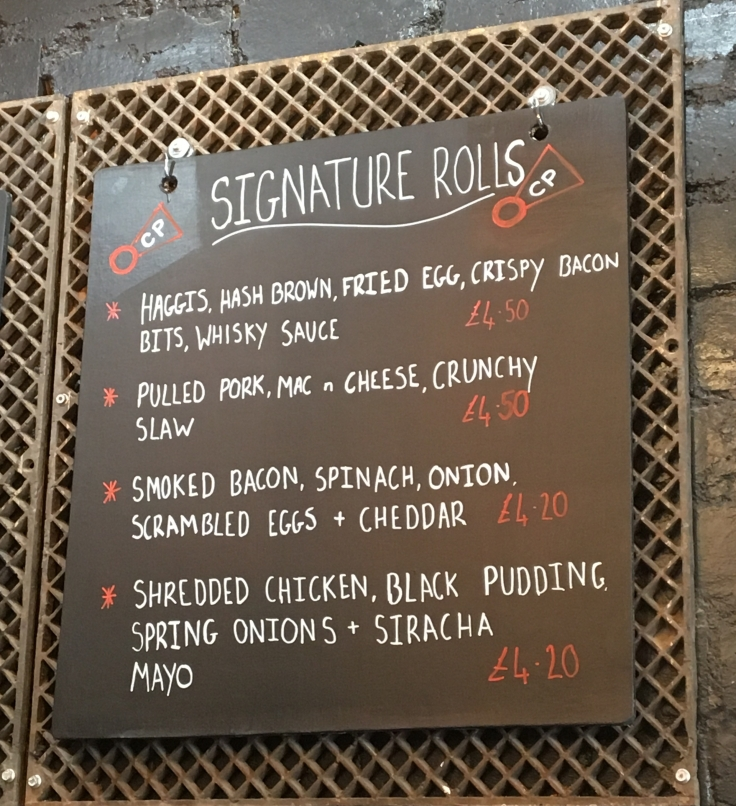 comet pieces signature rolls board
